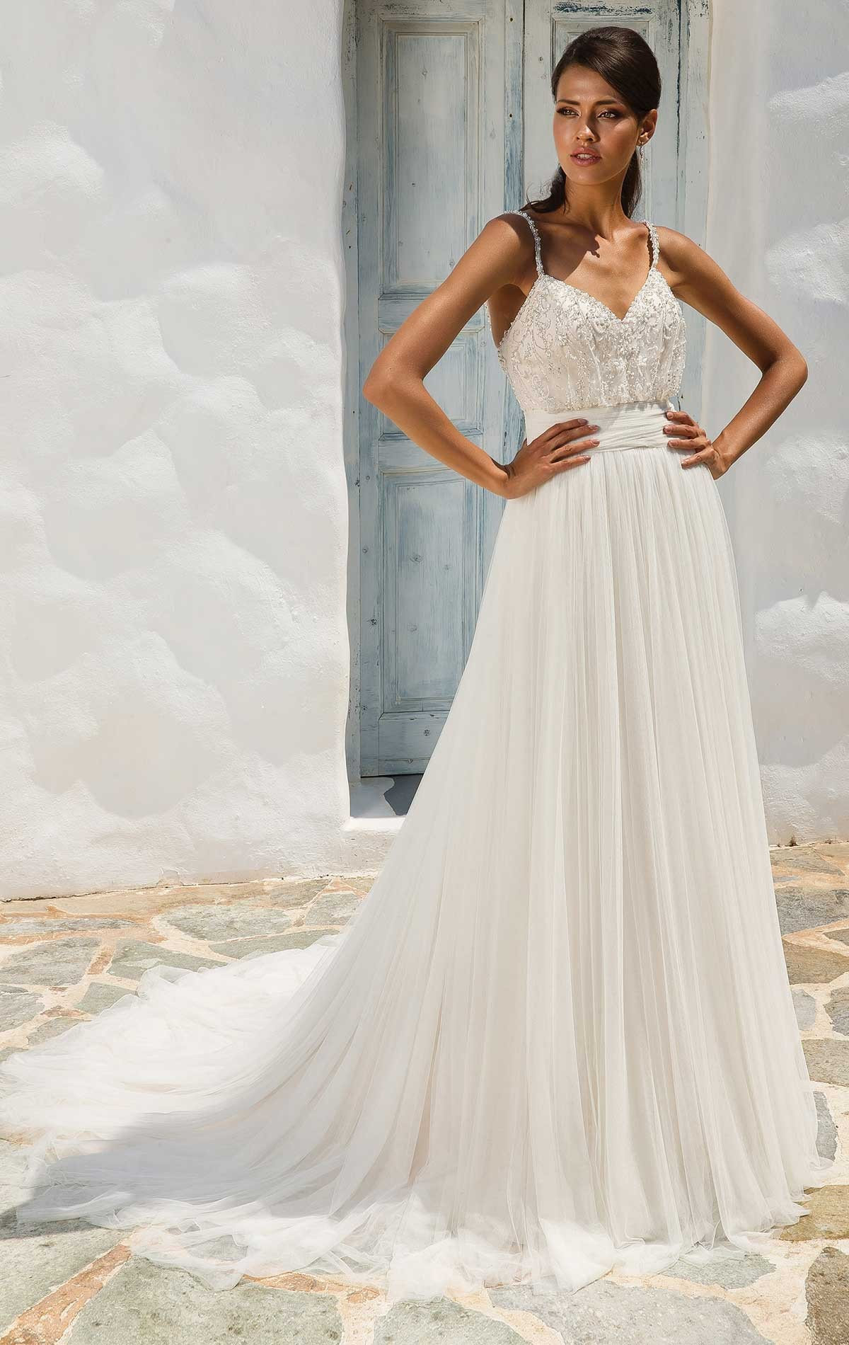Justin Alexander Wedding Dresses | Blessings of Brighton