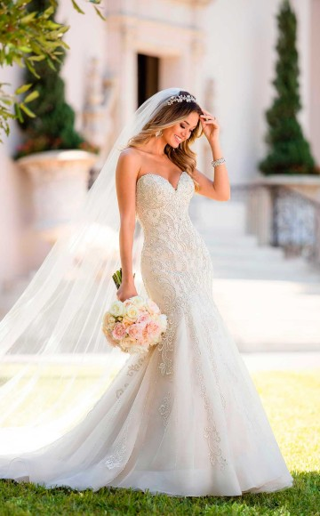 Stella york wedding dresses blessings of brighton 6654 taliah stella york 6517 lace wedding dress junglespirit Image collections